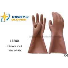 Защитная рабочая перчатка из латекса (L7200)