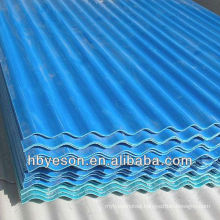 prepainted corrugated roofing sheet