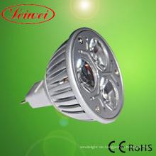 1-3W MR16 GU10 LED SMD Strahler