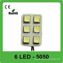 5050 SMD led room bulbs for car