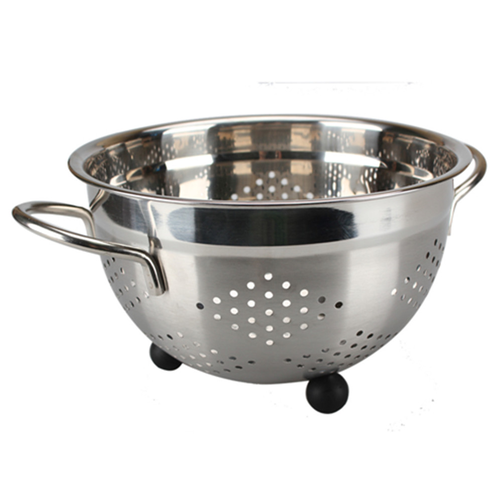 Stainless Steel Colander Kitchenaid