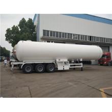 Remorques de transport de GPL en vrac de 25 tonnes