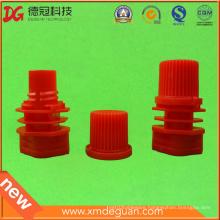 Injection Plastic Nozzle & Cap& Spout for Stand up Liquid Pouch