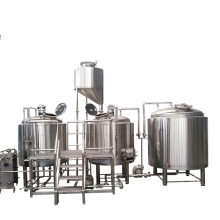 2000l 20hl commercial industrial draught beer brewery equipment for sale