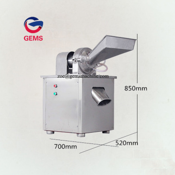 Gewürze Dry Mint Powder Grinder Curry Powdering Machine