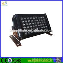 54 * 3w mehrfarbige LED-Wand-Unterlegscheibe Licht IP65 8CH dj Effekt