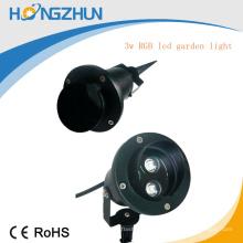 Luz llevada 24V del jardín, lámpara llevada del punto lámpara al aire libre RA75 rgb china manufatuer