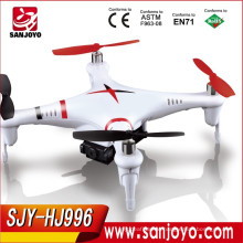 Best Toys for Kids 3D flips 4CH 2.4ghz 6-axis Gyro Rc Quadcopter Drone UFO RTF w/ 1MP camera SJY-HJ-996