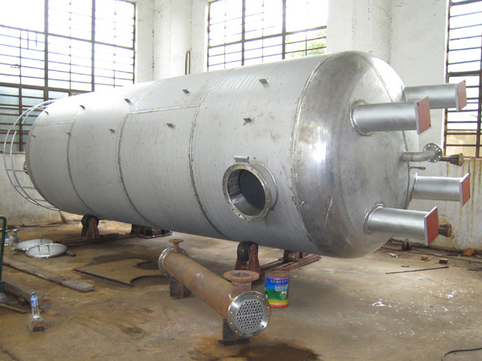 Horizontal Cylindrical Tank