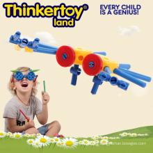 Ensemble de jeux pour enfants Les meilleurs jouets éducatifs Jouets à bloc magnétique