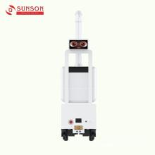 Mist Spray Sterilizer Robot