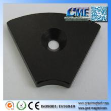 ein natürlicher Magnet Anwendung von Permanentmagnet-DC-Motor