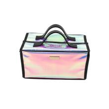 High Quality Makeup Bag Fashion PVC Jewelry Bag Travel Makeup Bag Organizer