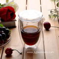 350ml Two Wall Drinking Glass Cup