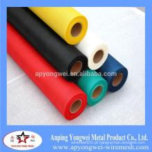 YW-Fiberglass malha / fibra de vidro pano de grade / Alcalino-resistente Fibra de Vidro Mesh