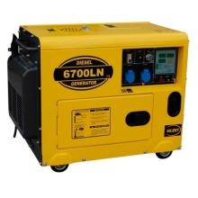 Air Cooled Silent Type Diesel Generator