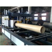 Linha de Extrusão de Tubos de Água de Plástico PVC Máquina de Extrusão De Tubulação
