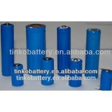 3.7V 18.650 baterías de litio de gran alcance en el precio de fábrica por proveedor confiable