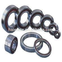7312B/DBP4 single row angular contact ball bearings