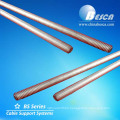 Galvanized Steel Threaded Rods With SAE DIN Standard