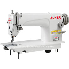 Máquina de costura Industrial de Zuker alta velocidade Lockstitch (ZK8700)