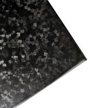 High strength Block Carbon Fabric Board CNC