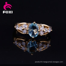 Hot Sale Oval CZ Engagement Rings