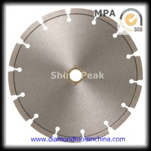 Laser 230mm Diamond Saw Blade for Concrete Cutting
