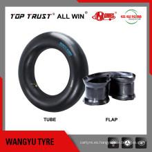 Tubos de caucho natural para neumáticos OTR 14.00-20