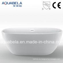 CE / Cupc aprobó el gabinete independiente del cuarto de baño de la bañera de la tina caliente