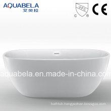 CE/Cupc Approved Freestanding Hot Tub Bathtub Bathroom Cabinet