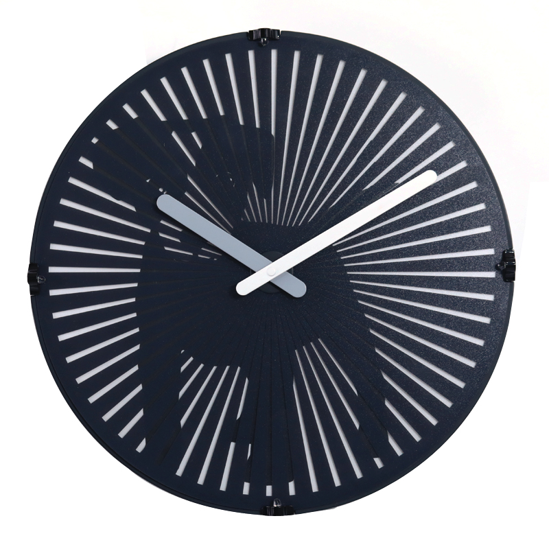 Dog Moving Wall Clock For Decor