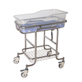 Stainless steel multifunction hospital nursery baby bassinet infant cot wholesale kids' cribs hospital baby bed