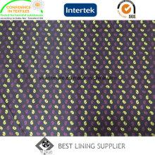 100 Polyester Men′s Jacket Suit Print Lining Patterns