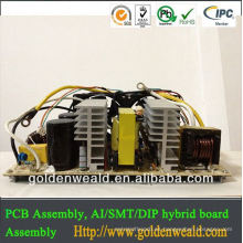 conjunto de PCB de Tablet PC tablero de control de PCB de montaje