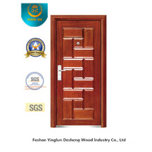 Fasion Style Security Steel Door (b-3028)
