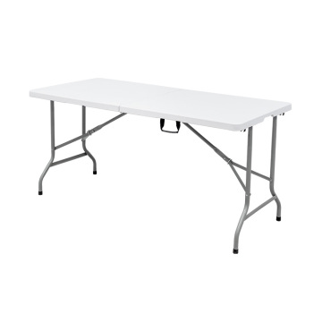 5ft Fold-In-Half Outdoor klaptafel Preferentiële prijzen
