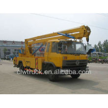 Good Performance Dongfeng 145 High Platform Truck, aerial work platform truck