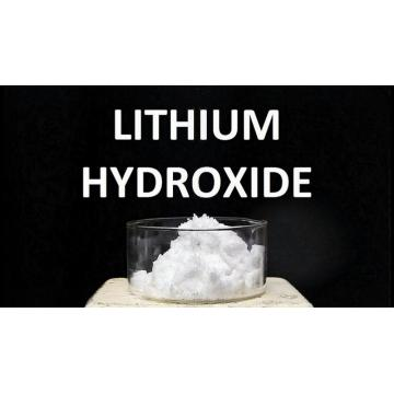 formule de décomposition de l'hydroxyde de lithium