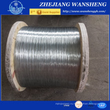 1.25 мм Хорошее качество Низкий углеродистый круглый стальной провод для ACSR