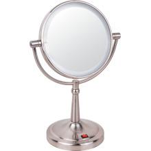 LED Licht Metall-Make-up-Spiegel