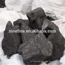Arreglar la especificación de coque de coque / coque duro 86% de carbono