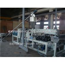Meistverkauftes PVC-Profil, das Maschine herstellt