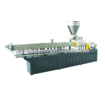 PP, PE, PS Stärke/PE, EVA, ABS + Ruß füllen Masterbatch Granulator extruder