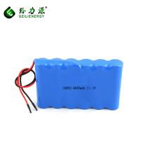 Batería recargable de litio 18650 de 11.1 V 4400 mAh