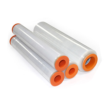 Clear Hand Plastic Packaged Roll PE-stretchfilm