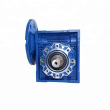 NMRV090 ratio 20  DC motor worm gearbox