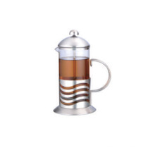 800ml Home Use Glass Press for Coffee