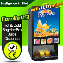 Deluxe Hot & Cold Juice Dispenser