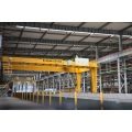 17.5 + 17.5t Semi-Gantry Crane